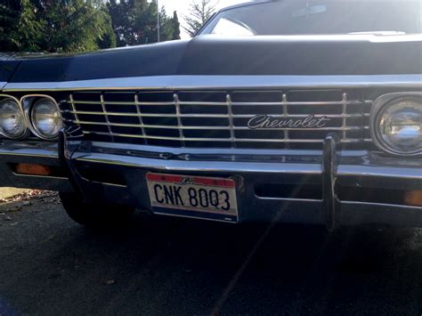 dean s drive a closer look into dean winchester s chevy going under the hood of supernatural s impala nerdist