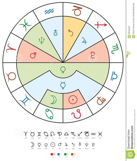 Sternzeichen Schütze Element by Sternzeichen Planeten Und Elemente Vektor Abbildung