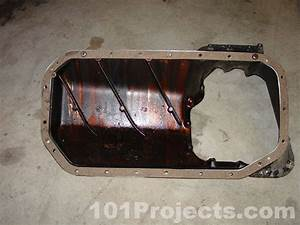 101 Projects For Your Bmw 3 Series  Project 19  Oil Pan Gasket Replacement Photos