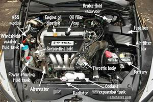 What U0026 39 S Under The Hood Of Your 2 4l 4