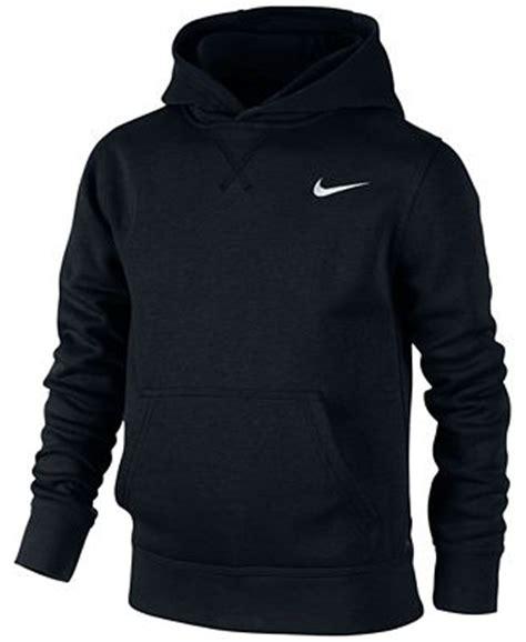 Hoodie Zipper Sweater Logo Nike nike boys pullover hoodie sweaters baby macy s