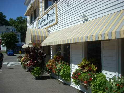 The Porch Bar by The Front Porch Is On A Prominent Corner In The Center Of