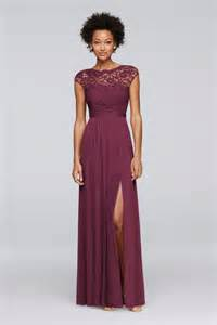 wine wedding dress 25 best ideas about wine bridesmaid dresses on wine colored wedding