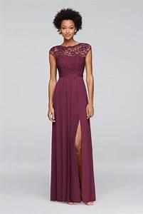 wine bridesmaid dresses oasis amor fashion With wine wedding dress