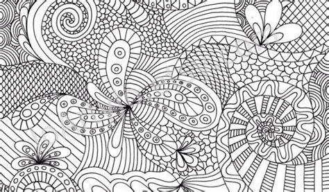 Printable Adult Coloring Pages Abstract Coloring Home