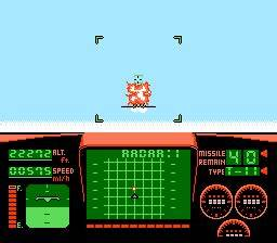 Top Gun Video Game