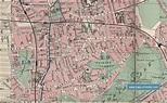 London Map Hackney