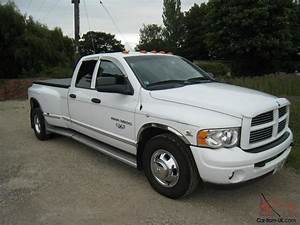 Diesel Dodge Ram Pick Up Truck 3500 Heavy Duty 5 9 Cummins