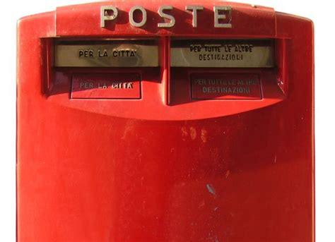 cassetta postale poste italiane recapito della posta in provincia di lecce leccecronaca it