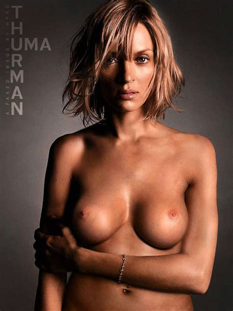 Uma Thurman At Free Hosted Gallery