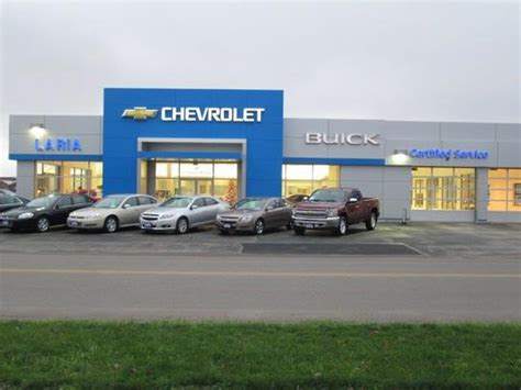 Laria Chevrolet Buick Rittman Oh by Laria Chevrolet Buick Car Dealership In Rittman Oh 44270