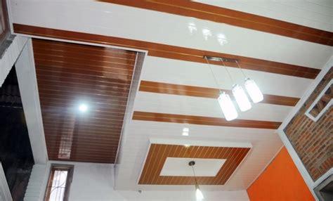contoh desain plafon shunda rumah idaman gambar rumah idaman