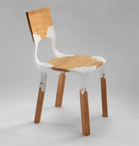 Plastic and Wood, Two Modern Furniture Design Ideas