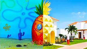 You Can Stay At Spongebob's Pineapple House On Your Next ...