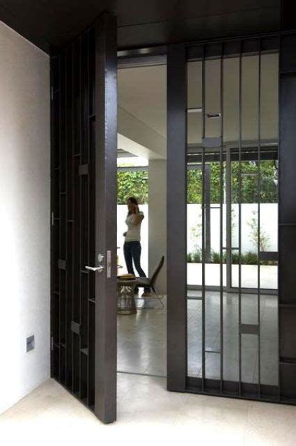 metal front doors    inspiring shelterness