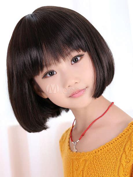 coupe courte enfant