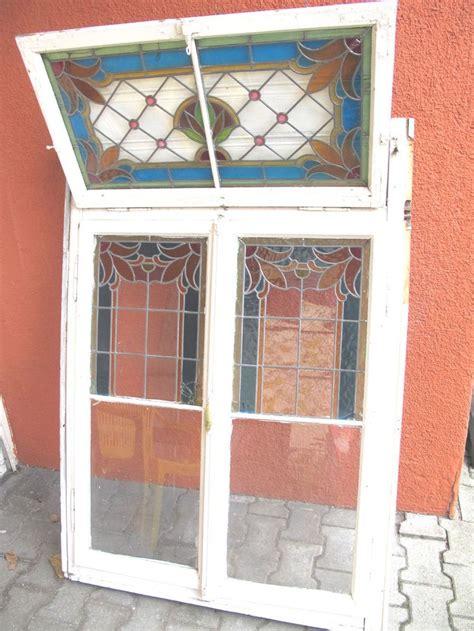 Fürs Fenster by Altes Fenster Buntglas Bleiverglasung Nostalgie Antik