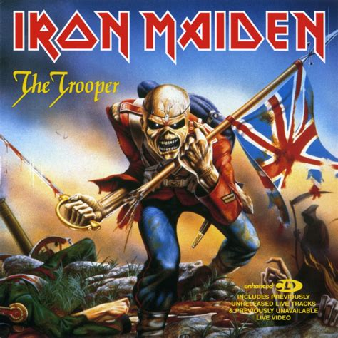 Riddle Of SteeL - MetaL Music: Iron Maiden - The Trooper ...