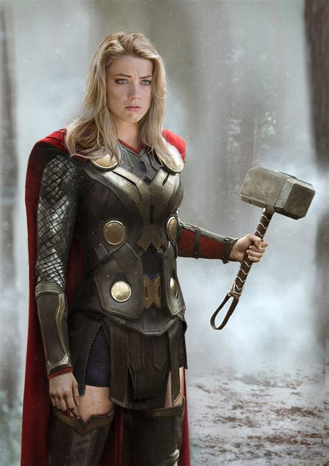 If Women Ruled The Earth Age Of Ultron Edition Thora