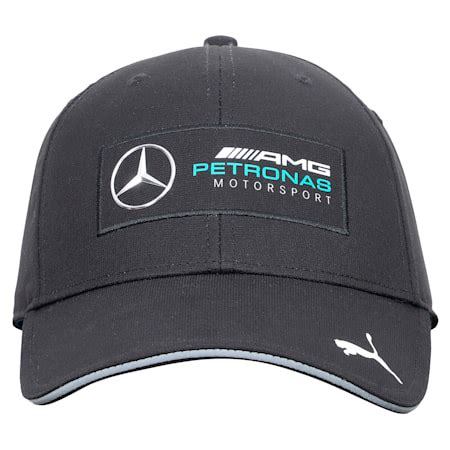 The bold mercedes amg petronas motorsport logo and the bright silver star on the front add a burst of style, while the puma cat logo on the brim. Mercedes Reflective Tec Cap | PUMA Motorsport | PUMA