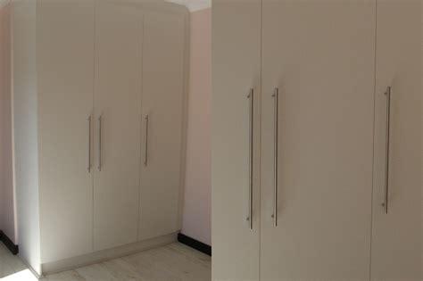 White Melamine Bedroom Cupboards