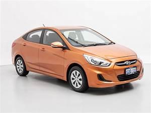 2016 Hyundai Accent Rb3 My16 Active Vitamin C 6 Speed