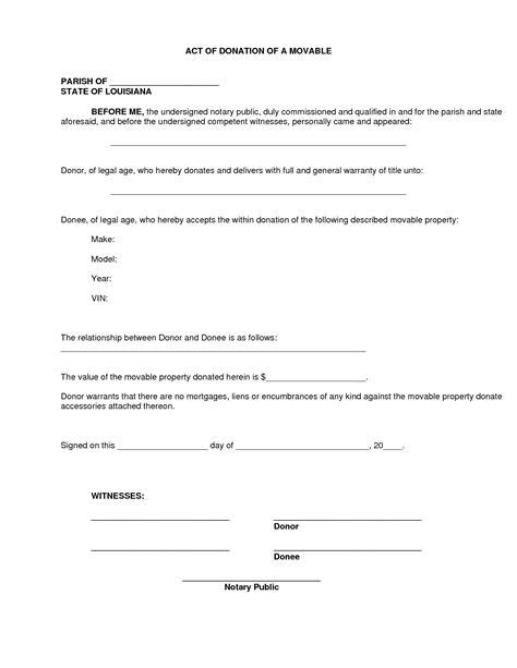 Trailer Bill Of Sale Form