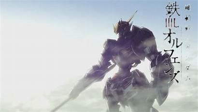 Gundam Anime Iron Orphans Blooded
