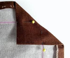 Tischdecke Selber Nähen Ecken : tisch schoen dekorieren namensbaender textiletikett ~ Lizthompson.info Haus und Dekorationen