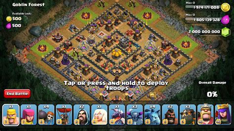 clash of lights com clash of clans unlimited mod hack v7 65 apk update