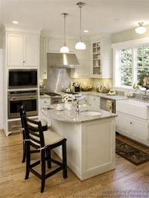 white kitchen island pictures of kitchens traditional white kitchen cabinets page 5