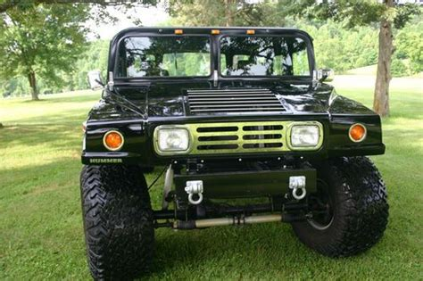 monster hummer buy used lifted monster t rex hummer h1 replica awesome