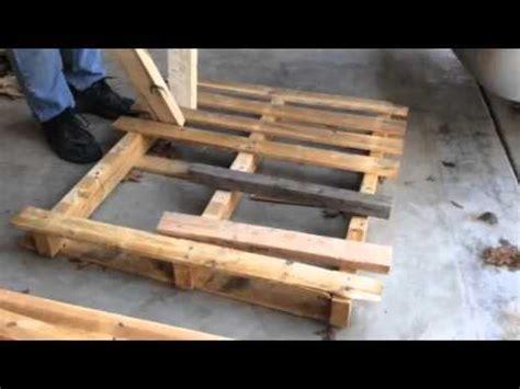 learn   ways  dismantle  pallet pallet ideas