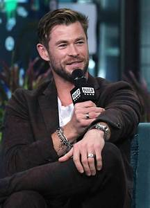 Chris Hemsworth is reliably funny on The Late Late Show ...  Chris