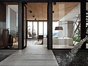 Modern, Home, Interior, Design, Arranged, With, Luxury, Decor