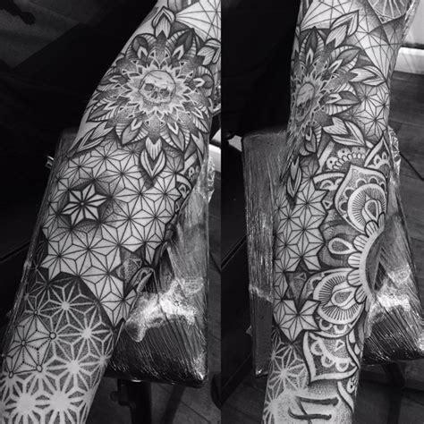 spectacular mandala sleeve tattoos page