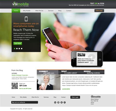 website design ideas 58 professional web designs progressive web design