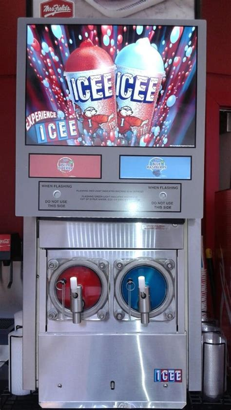 icee machine   sale  na