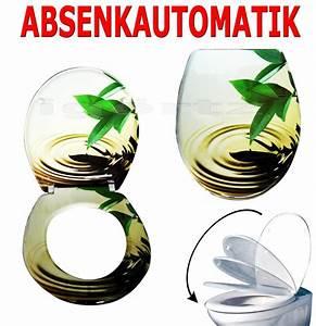 Toilettendeckel Bambus Absenkautomatik : wc sitz motiv im92 hitoiro ~ Indierocktalk.com Haus und Dekorationen