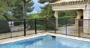 barriere demontable et rigide pour piscine beethoven With barriere de securite piscine beethoven
