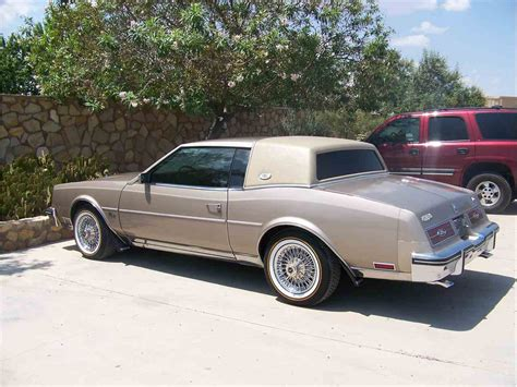 85 Buick Riviera by 1985 Buick Riviera For Sale Classiccars Cc 553912