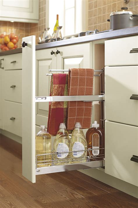 cabinet organization interiors kitchen craft