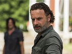 How Andrew Lincoln Spent His Last Day as Rick Grimes • The ...