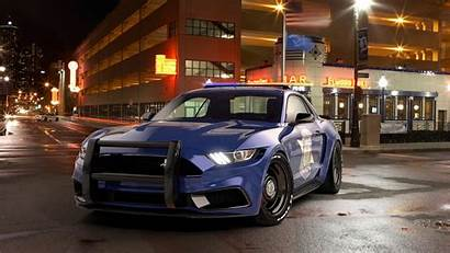 Notchback Mustang Police Ford 1080 1920 Wallpapers