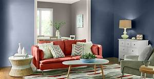 bold, living, room, ideas, and, inspirational, paint, colors