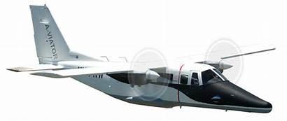 Viator Engine Twin Vulcanair Turboprop Pressurized Aircraft
