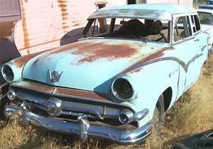 1954 Ford Customline 4 Door Station Wagon For Sale