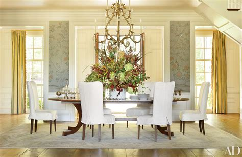 sophisticated dining room decor  ad designers