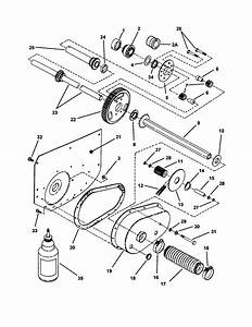 Snapper Model 301216be Lawn  Riding Mower Rear Engine