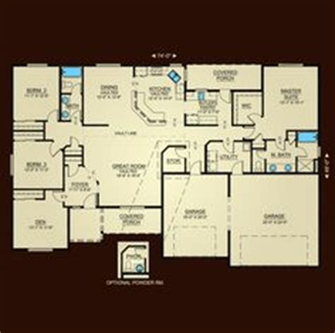 properties plan 2494 hiline homes i really like that this one has two masters i would